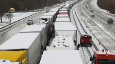 Bulgarija: laukiama stiprių sniego pūgų