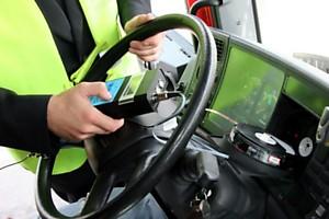 Dėl skaitmeninio tachografo kortelių