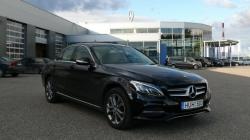 Mercedes-Benz C220 CDI – viskas viename