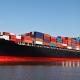 Girtas rusas jūreivis 7000 tonų laivu rėžėsi į krantinę Škotijoje