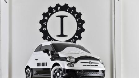 """""""Fiat"""" išleido specialią """"Žvaigždžių karų"""" elektromobilio versiją"""