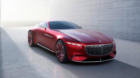 Koncepcinis Mercedes-Maybach 6 – sportinė naujos klasikos interpretacija
