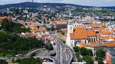 Eismo apribojimai Slovakijoje