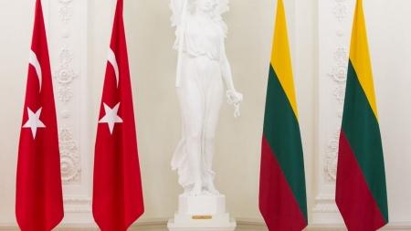 Lietuva ir Turkija stiprina dvišalį ekonominį bendradarbiavimą