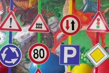 Pažangios inžinerinės saugaus eismo priemonės saugo gyvybes keliuose
