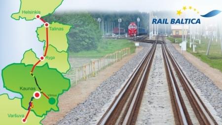 """Lietuva pirmoji pradeda """"Rail Baltica"""" projekto II etapo įgyvendinimą"""