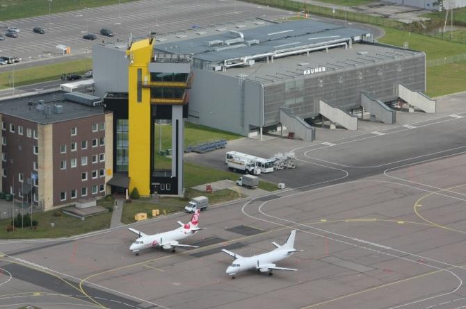 Vilniaus oro uosto rekonstrukcijos metu dauguma skrydžių bus nukreipta į Kauną